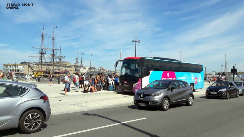 """Balade Rennes St Malo"" 14/08/2016 20160879"