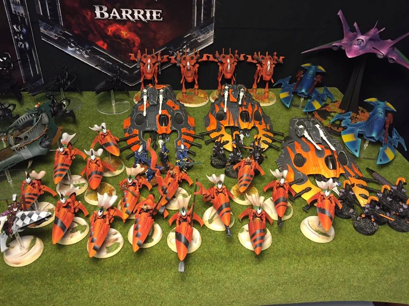 20 Games - A Journey to Perfection Series - Game 8 / 20 Eldar10
