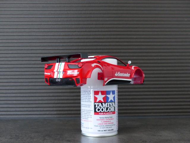 Ferrari F458 GT2 Scuderia F1 Team 2016 by lrt F1_tea13
