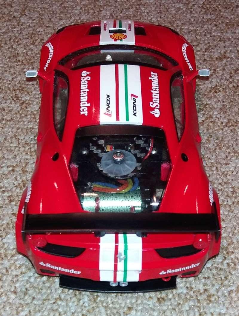 Ferrari F458 GT2 Scuderia F1 Team 2016 by lrt F1_tea14