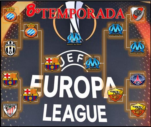CUADRO FINAL 8ª TEMPORADA Campeo12