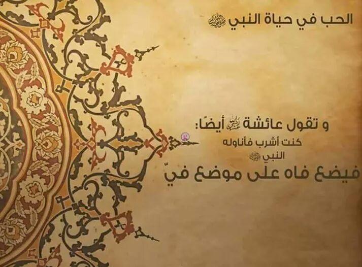 الحب في حياة النبي صلى الله عليه وسلم  211