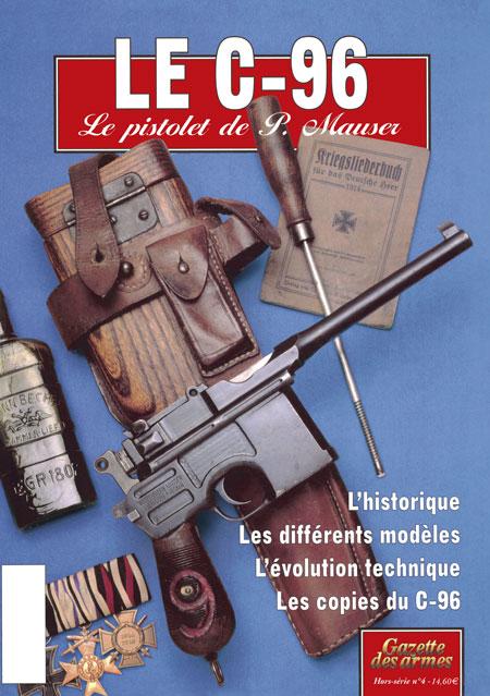 HS GDA C96 Mauser Image17