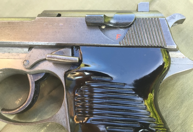 Walther P38 code SVW45 - Mauser Image27