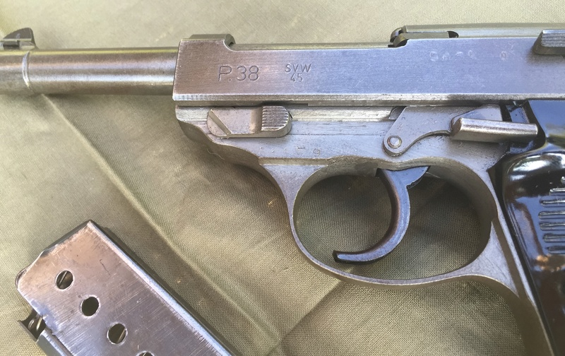Walther P38 code SVW45 - Mauser Image28