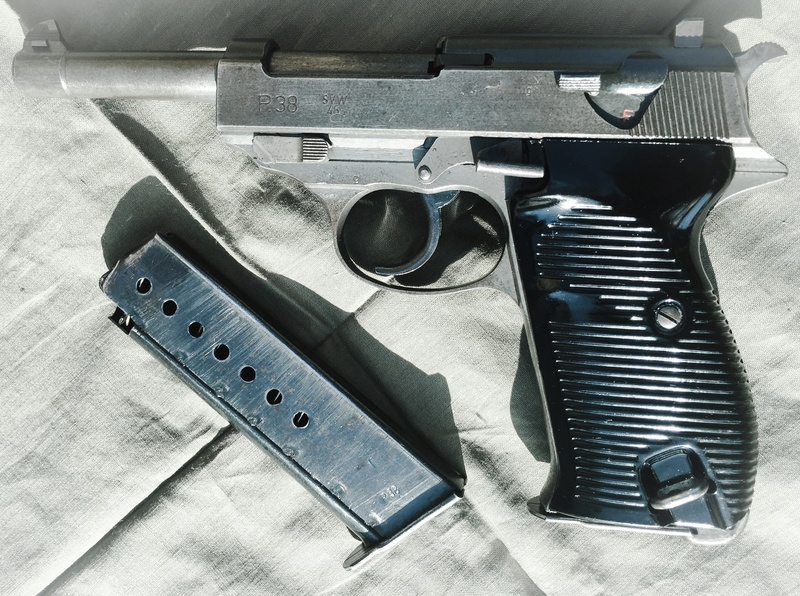 Walther P38 code SVW45 - Mauser Image29