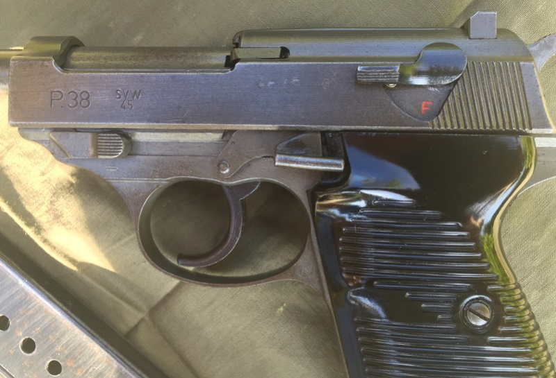 Walther P38 code SVW45 - Mauser Image30