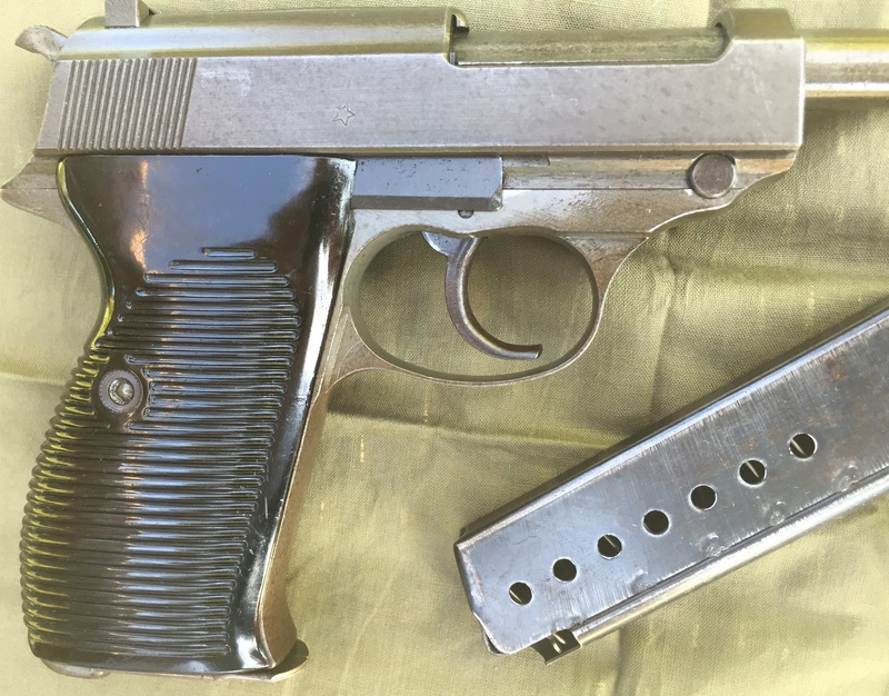 Walther P38 code SVW45 - Mauser Image31