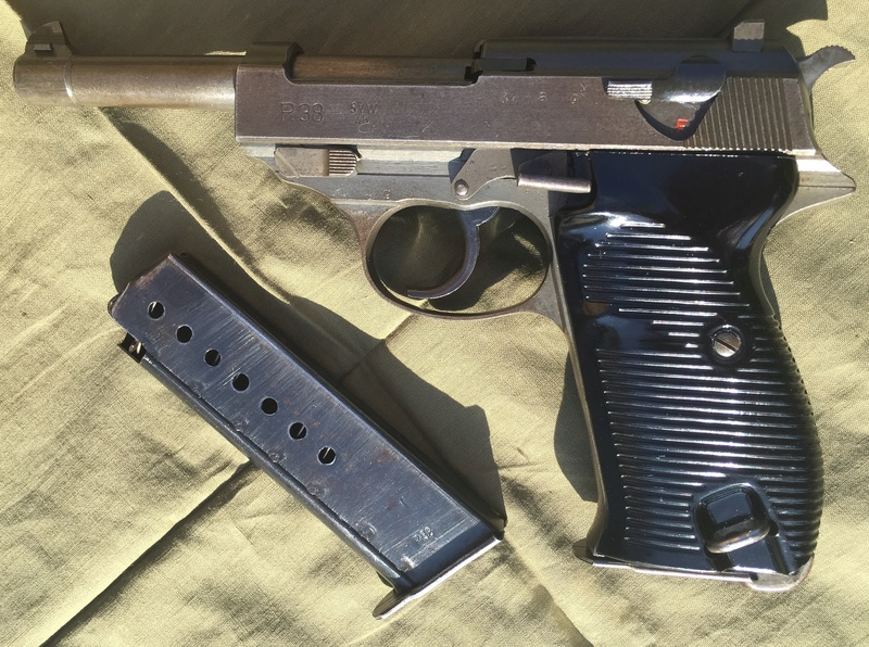 Walther P38 code SVW45 - Mauser Image33