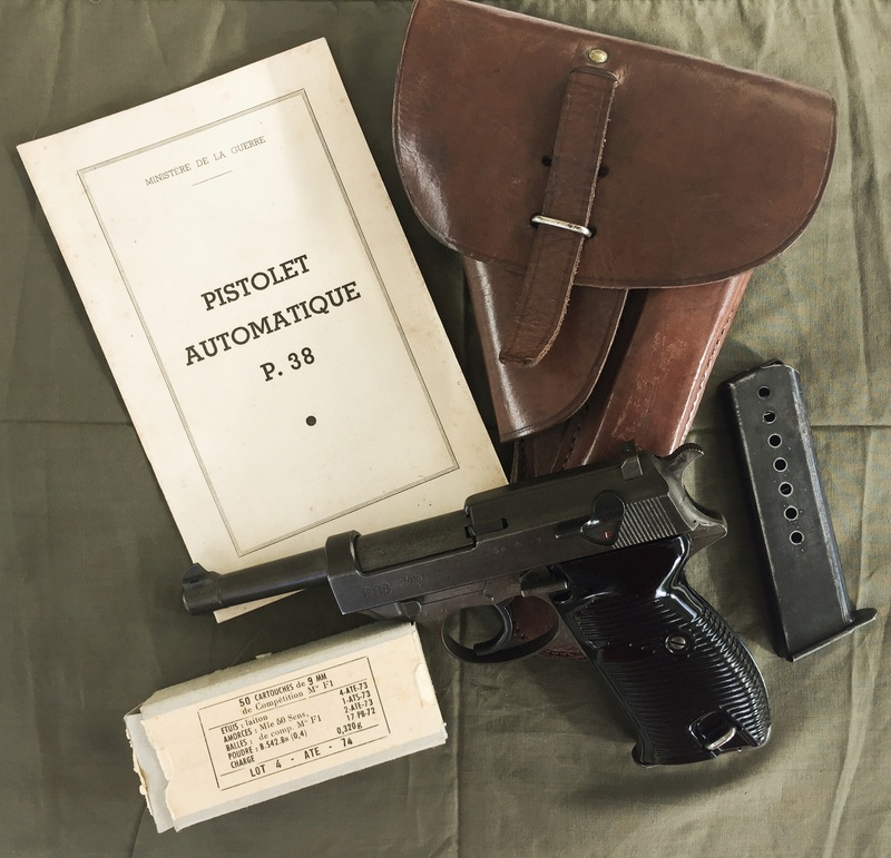 Walther P38 code SVW45 - Mauser Image42