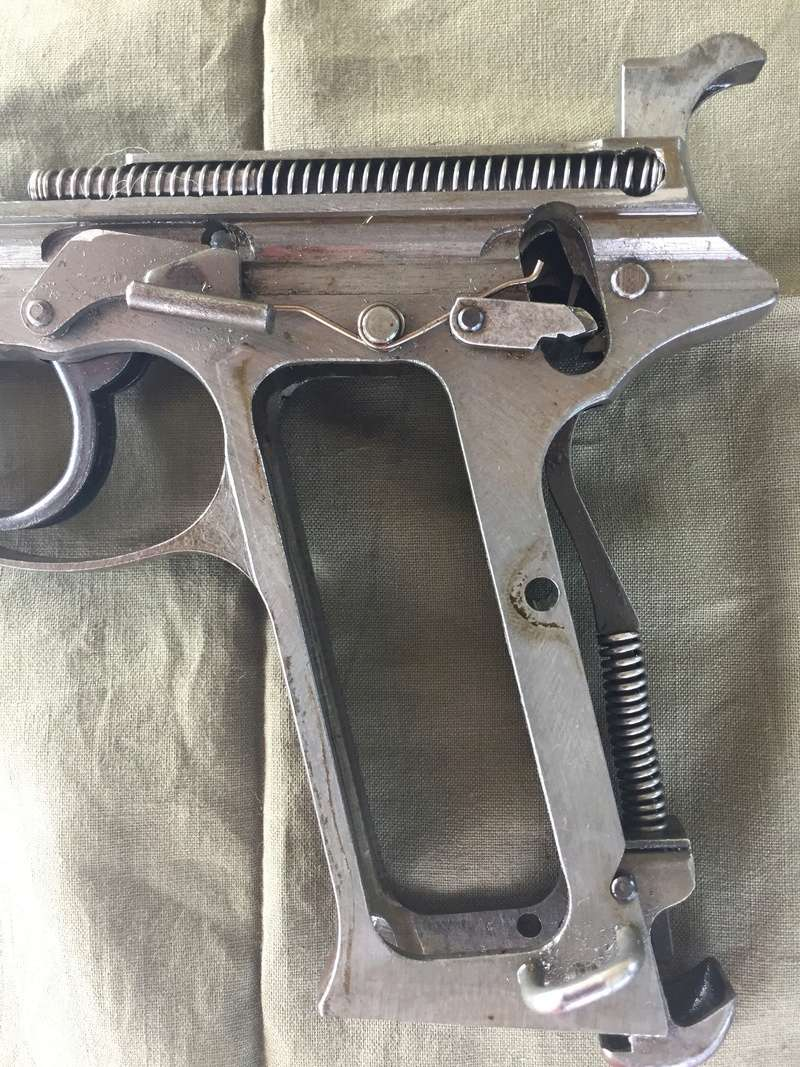 Walther P38 code SVW45 - Mauser Image45