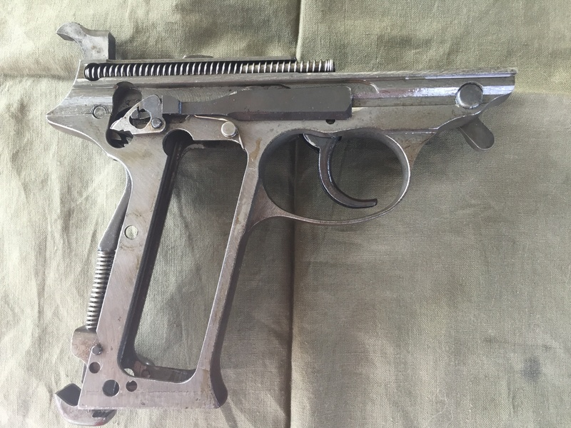 Walther P38 code SVW45 - Mauser Image46