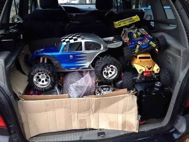 Mon ex FG Monster Beetle & mes autres ex rc non short course 10394510