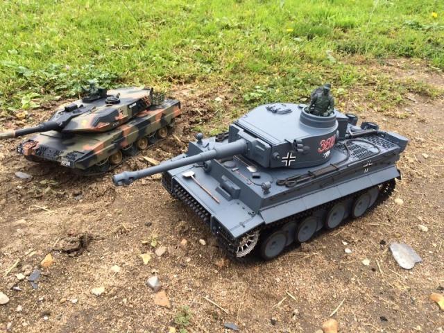 Char Heng Long German Tiger 13521910