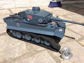 Char Heng Long German Tiger 13624610