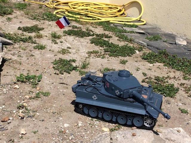 Char Heng Long German Tiger 13624611