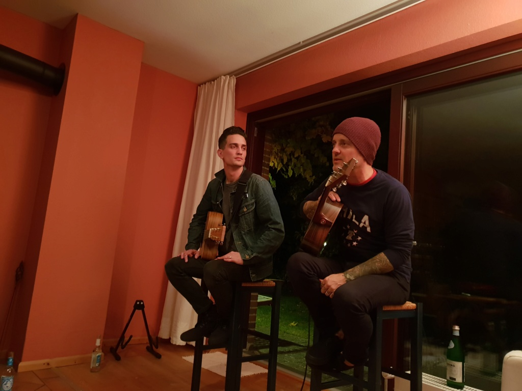 Rankers and Rotters presents: Intimate House Shows with Dave & Tim Hause (Richmond, Hamburg, Vienna) 20181010