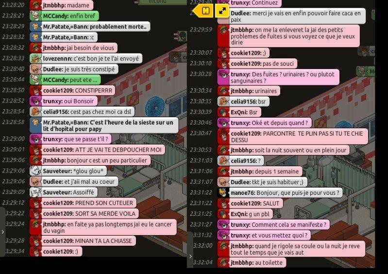 [C.H.U] Rapports d'activité RP [trunxy] Blabla10