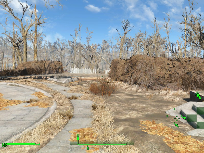 Fallout 4: Hud issue 20160810
