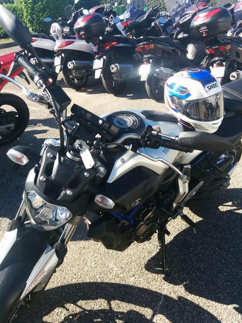On m'a prété une demi moto ou baby moto !!! Img_2026