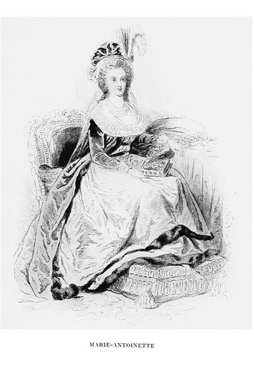 Marie-Antoinette au livre en robe bleue - Page 2 Z10