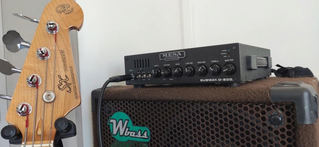 Roland Cube 60XL x TC Electronic BG-250 208 - Dilema bom! Img_2047