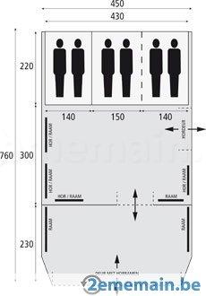 Conseil pour un futur achat d'une tente pour un novice 30302310