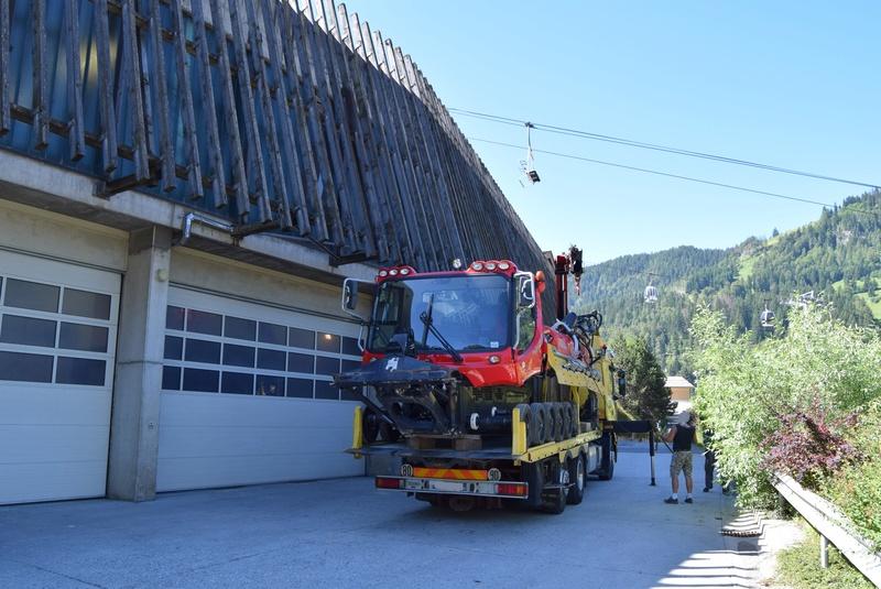 Livraison, transport & SAV Pistenbully Dsc_0113