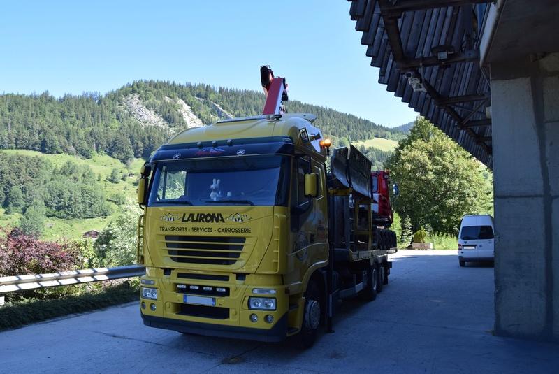 Livraison, transport & SAV Pistenbully Dsc_0229