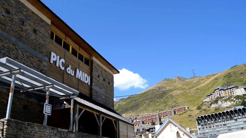 Téléphérique (TPH45) Taoulet - Pic du Midi Pic_du10