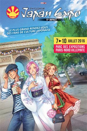 Japan Expo 17e impact (7-10 juillet 2016) Japan-13