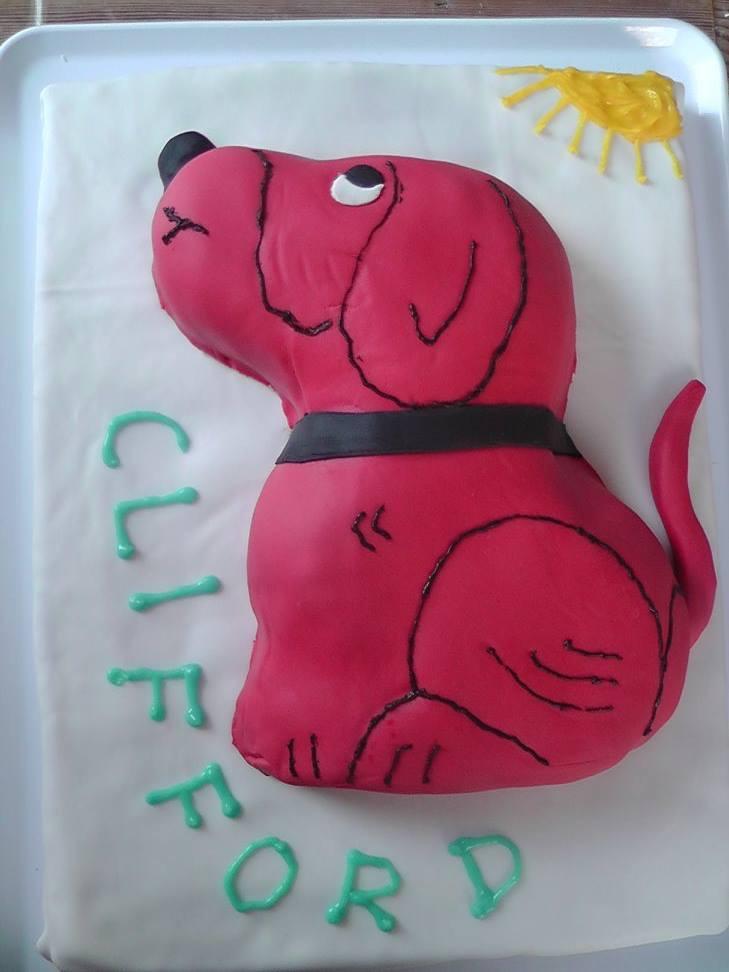Clifford le gros chien rouge Image10