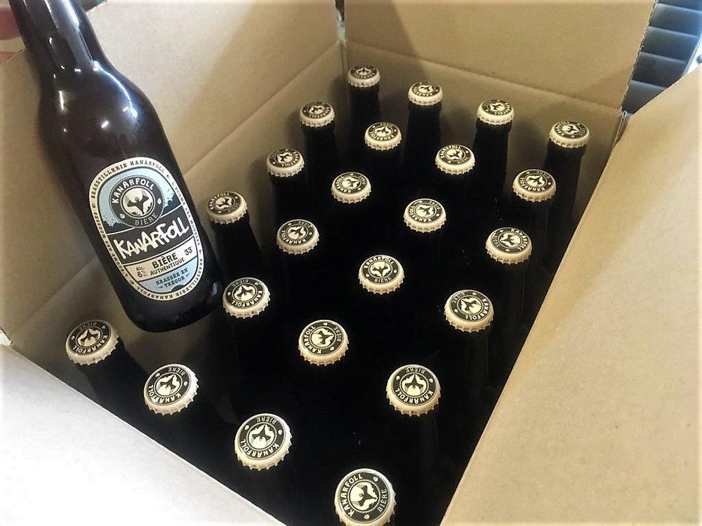 Blue coast brewing Nice Kanarf10