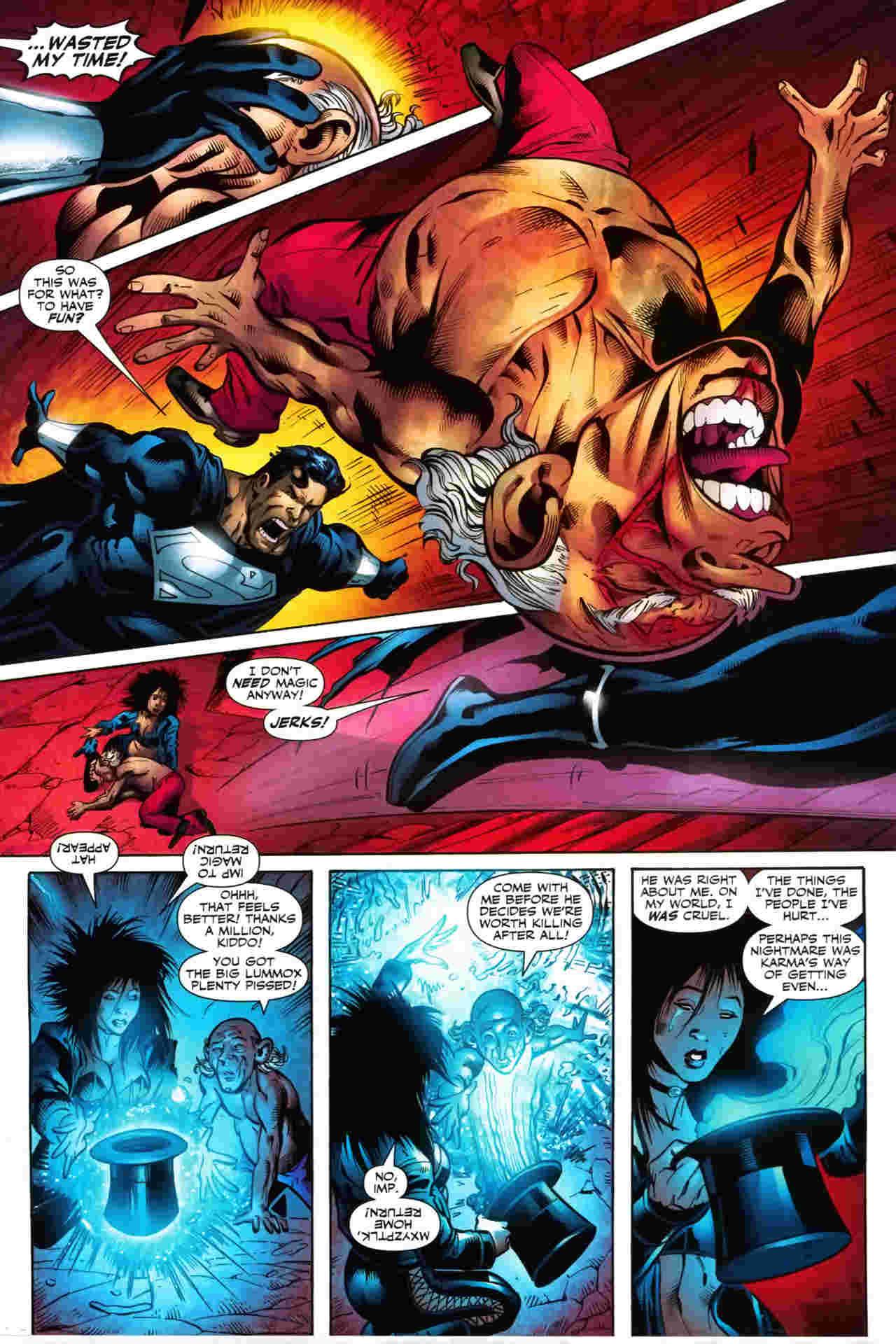 Superboy Prime Respect Thread 14165110