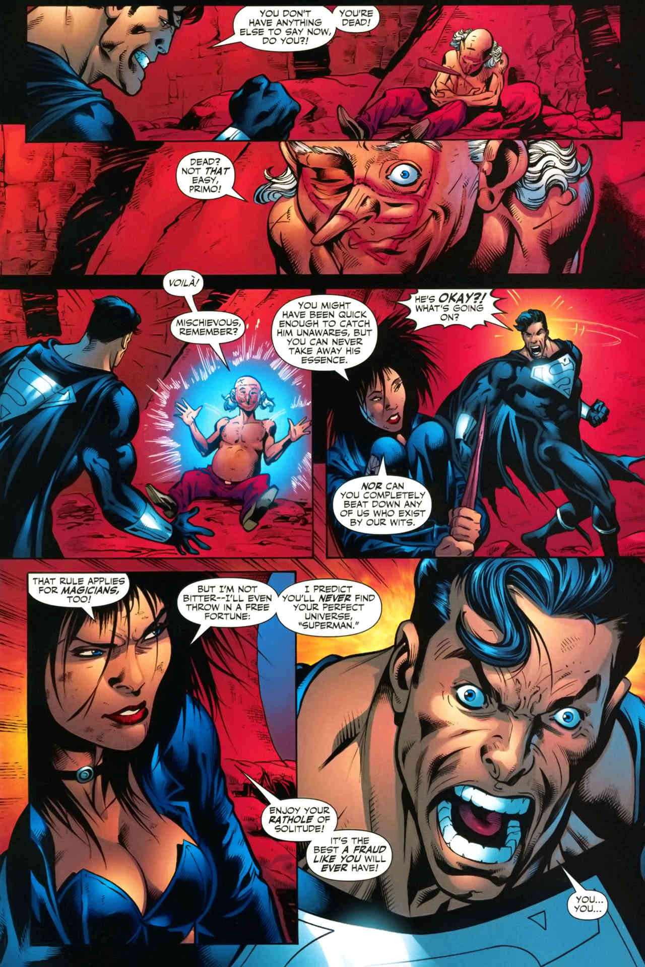 Superboy Prime Respect Thread 15926910