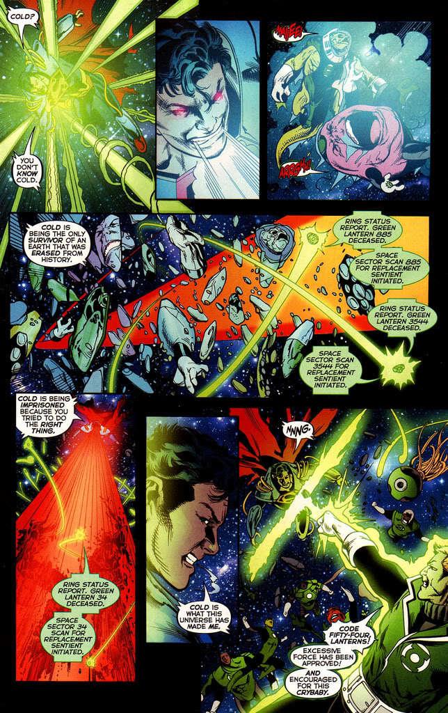 Superboy Prime Respect Thread 23492010