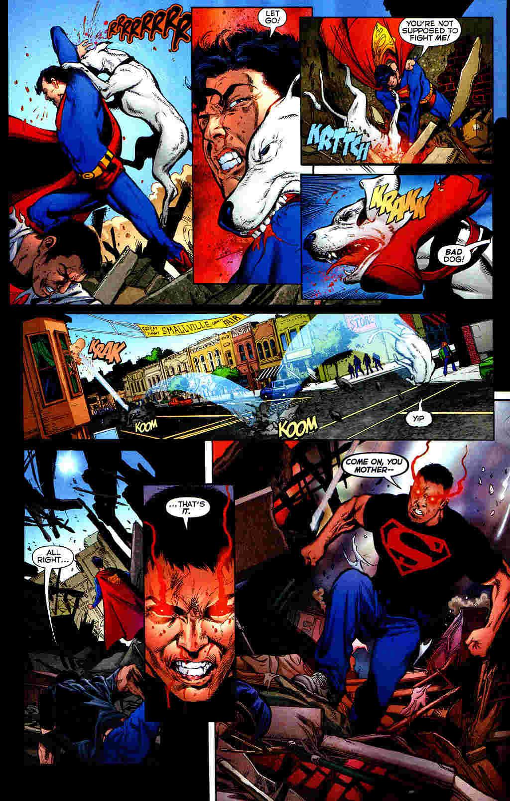 Superboy Prime Respect Thread 43918310