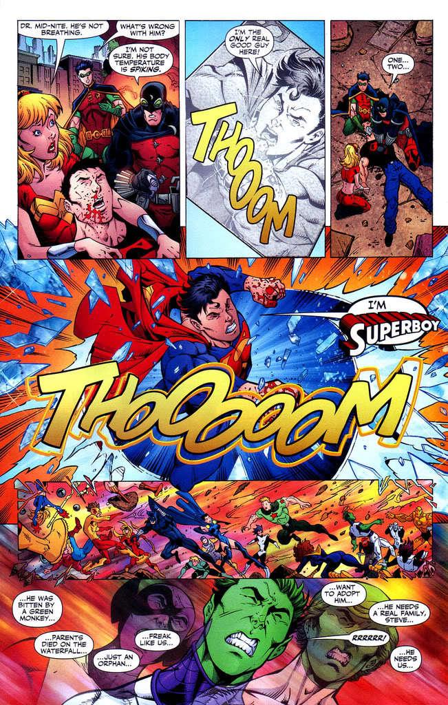 Superboy Prime Respect Thread 46728311