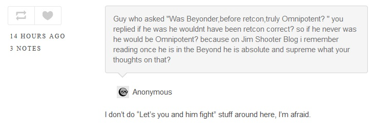 Beyonder is Omnipotent 46888310