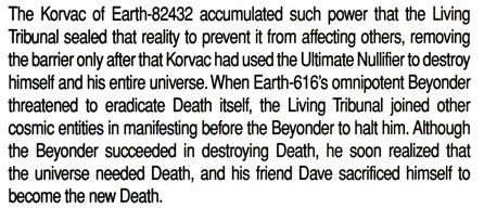 Beyonder is Omnipotent 46888610
