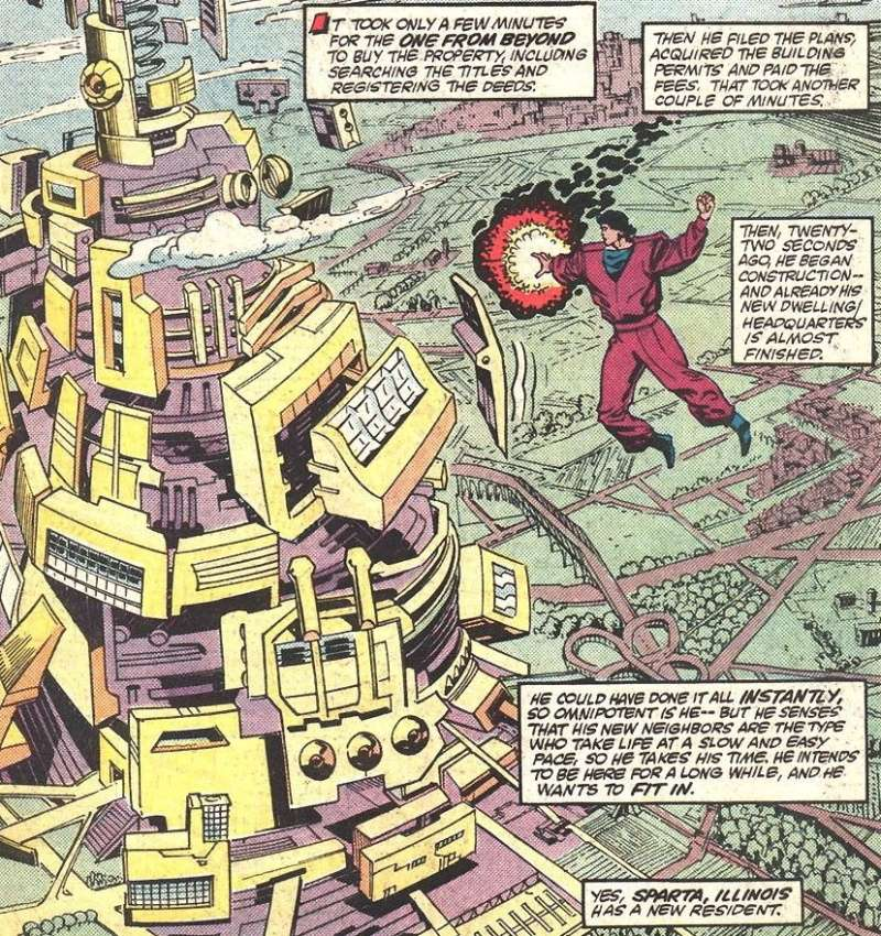 Beyonder is Omnipotent 49821010