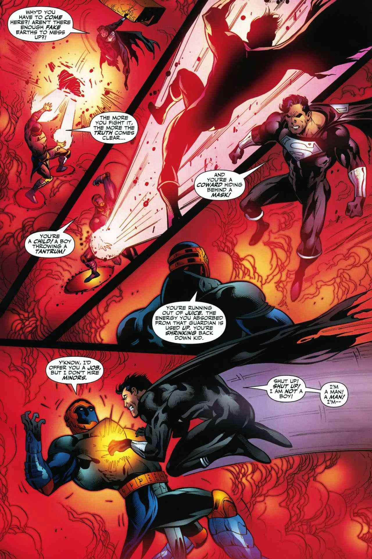 Superboy Prime Respect Thread 99993210