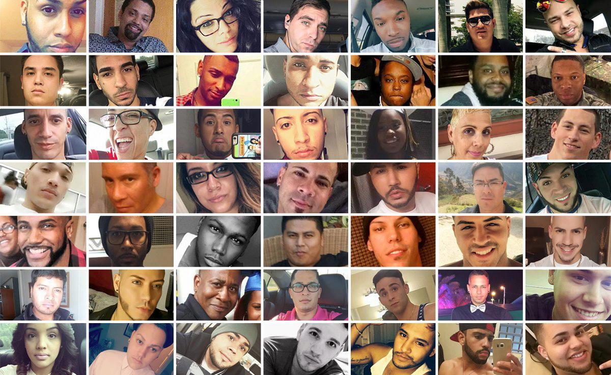 49 People Killed In Massarce  At Florida Gay Nightclub  Articl10