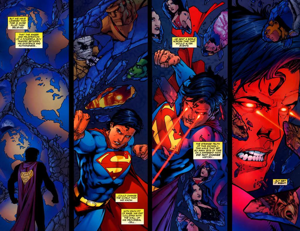 Superboy Prime Respect Thread Batman10