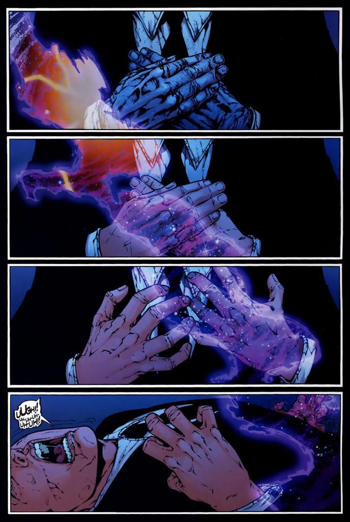 Superboy Prime Respect Thread Batman11
