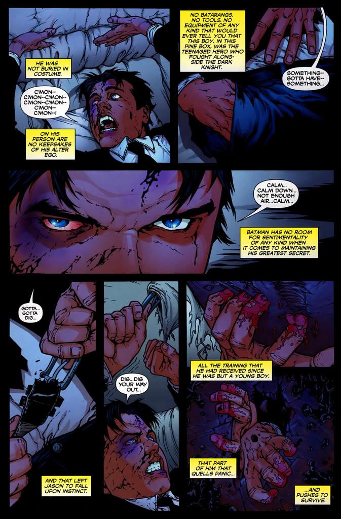Superboy Prime Respect Thread Batman13