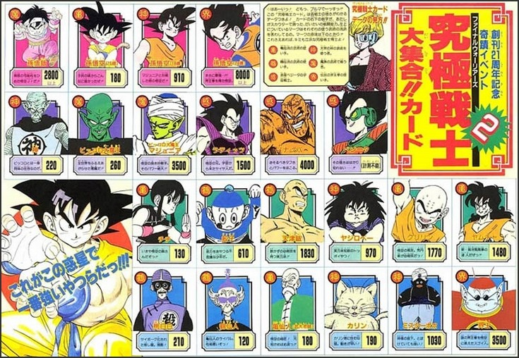 Does Dragon Ball Power Levels determine a character strength? Power_10