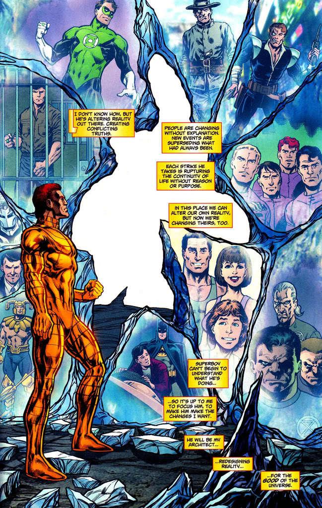 Superboy Prime Respect Thread Realit10