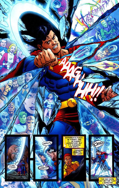 Superboy Prime Respect Thread Yvtusf10
