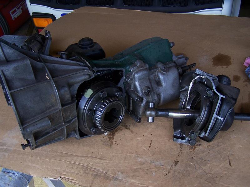 Boite de vitesse Rallye 3 100_4410